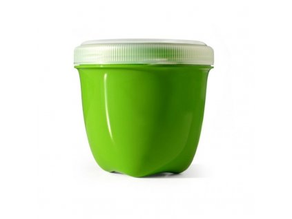Preserve Svačinový box (240 ml) - zelený