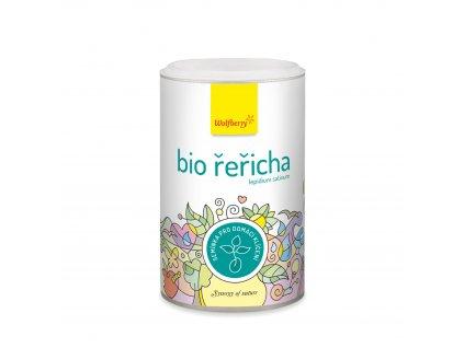 Řeřicha BIO semínka na klíčení 200 g Wolfberry