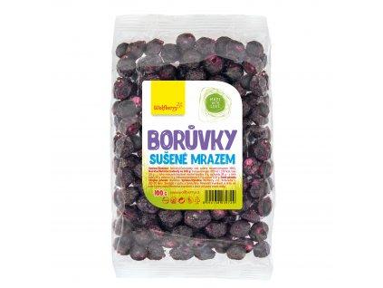 Borůvky lyofilizované 100 g Wolfberry