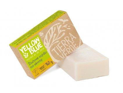 Tierra Verde – Žlučové mýdlo (Yellow & Blue), 140 g