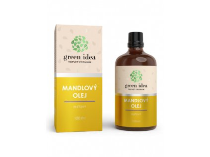 Topvet Mandlový olej 100% 100ml