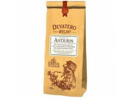 Grešík Antiurin čaj 50g