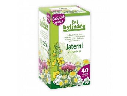 Bylinář Jaterní čaj 40x1,6g