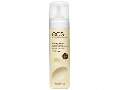 EOS Zvlhčující krém na holení vanilková rozkoš (Vanilla Bliss) 207 ml