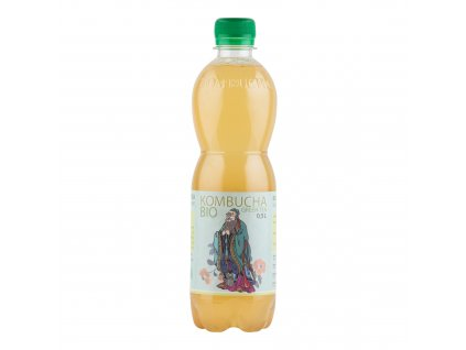 Kombucha green tea 500 ml BIO STEVIKOM