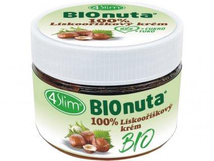 Bio Bionuta 100% lískooříškový krém 250g