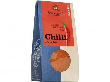 Bio Chilli mleté 40 g