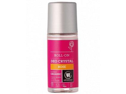 Urtekram Deodorant roll on BIO růže 50 ml
