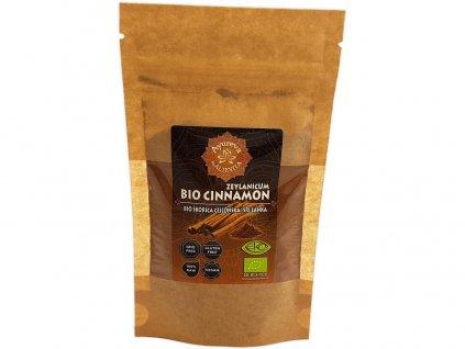 Bio cejlonská skořice 60g prášek