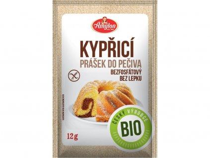 Bio kypřící prášek do pečiva Amylon 12g