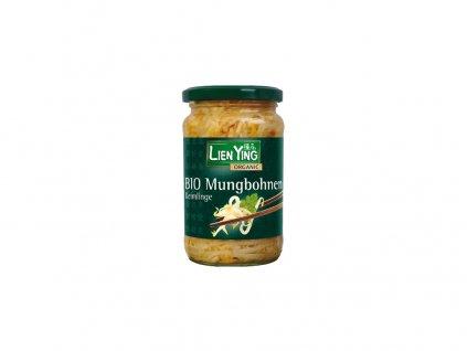 Bio fazole mungo naklíčené bezlepkové 330g