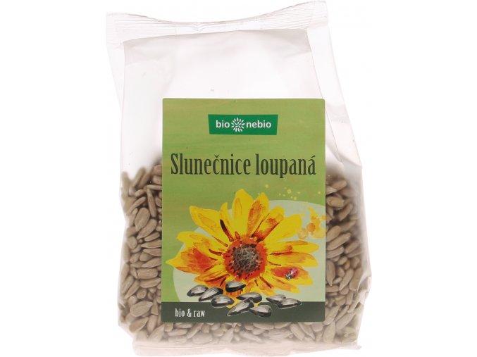Bio slunečnicové semínko bio*nebio 200 g