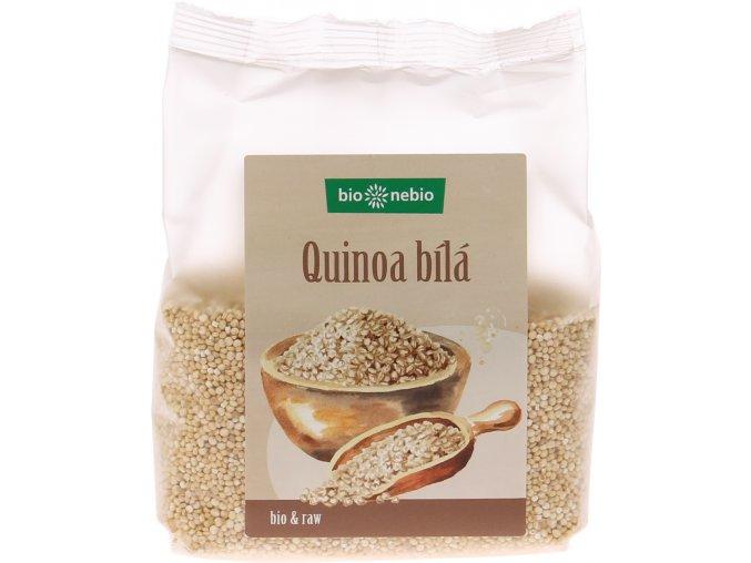 Bio quinoa bílá bio*nebio 250 g