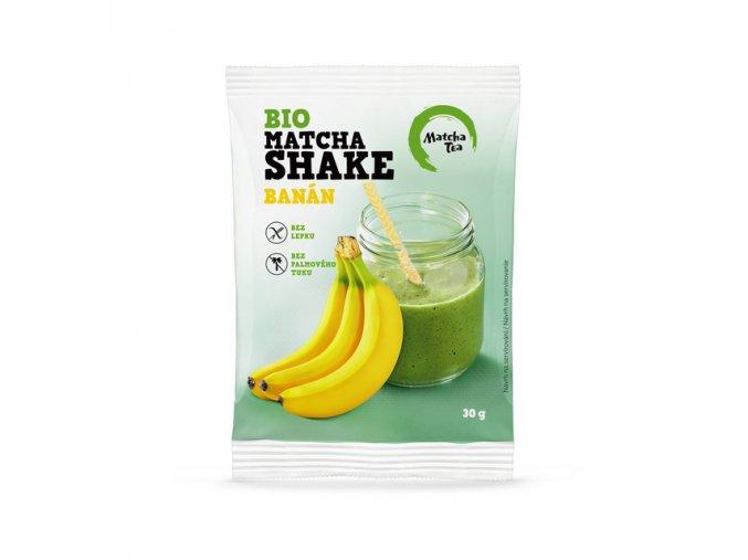 Matcha shake banán 30 g BIO