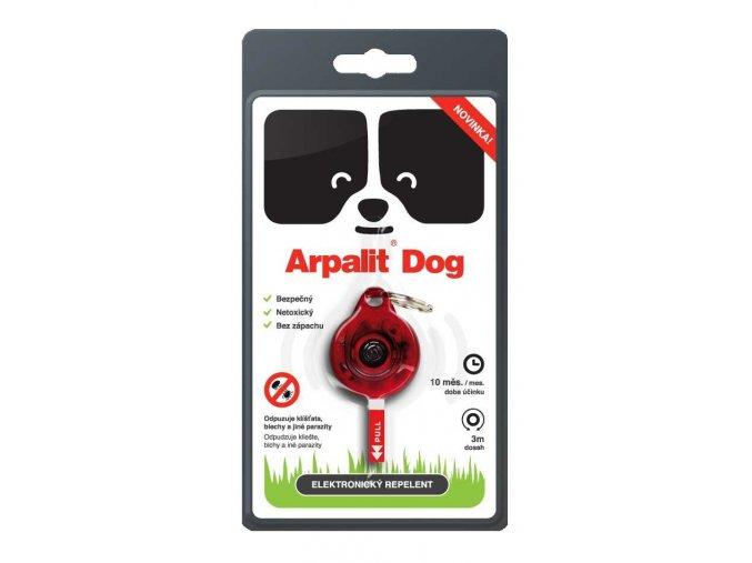 Arpalit elektronický repelent, pes