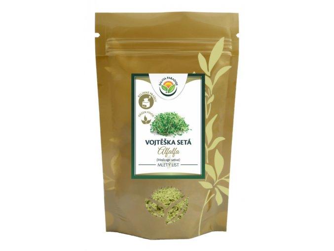Alfalfa - Mladá zelená vojtěška