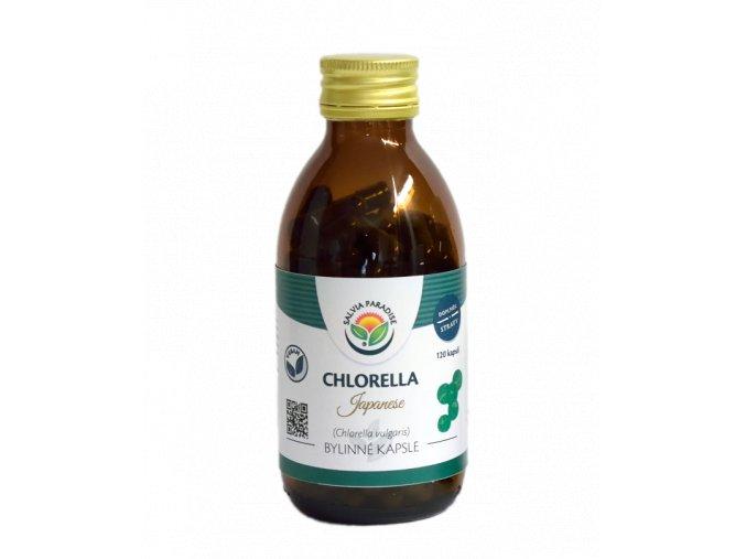Chlorella - Japanese kapsle