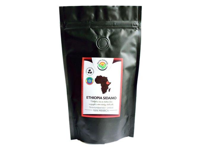 Káva - Ethiopia Sidamo