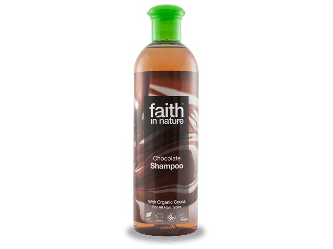 Faith in Nature BIO Šampon Čokoláda 400 ml