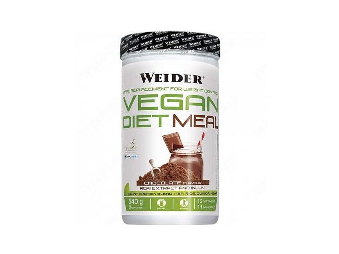 Vegan Diet Meal 540g Weider