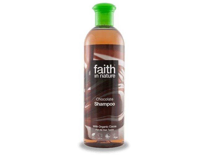 Faith in Nature BIO Šampon Čokoláda 250 ml