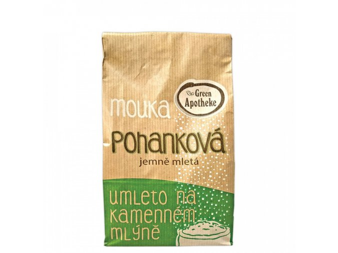 Mouka Pohanková bezlepková 400g