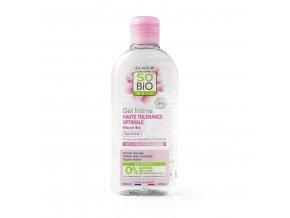 Gel mycí pro intimní hygienu hypoalergenní 200 ml BIO SO'BiO étic