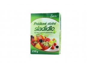 Práškové stolní sladidlo - Stevia 250g
