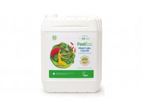Prací gel color - Feel Eco 5000ml