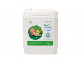 Prací gel na dětské prádlo - Feel Eco 5000ml