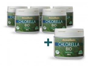 Bio Chlorella 300g, 1200 tablet AKCE 5+1
