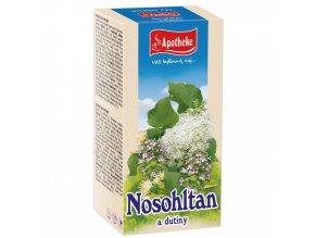 Apotheke Nosohltan a dutiny čaj 20x1,5g