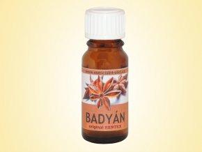 Vonný olej s orientální vůní badyánu