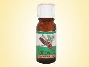 Vonný olej s vůní borovice