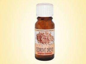 Vonný olej s aroma léčivého cedru