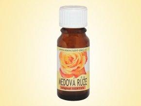 Vonný olej s vůní medové růže