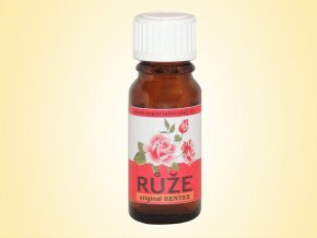 Vonný olej s vůní růže