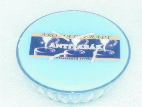 Interiérová svíčka miska 4-knotová - antitabák