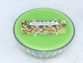 Interiérová svíčka miska 4-knotová - litsea cubeba