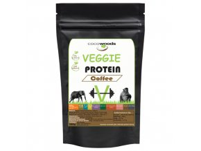 Veggie protein Coffee 80 Cocowoods