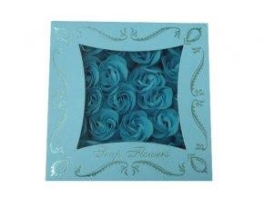 Mýdlové konfety 25ks R143 modrá/modrá AKCE