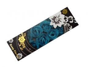 Mýdlové konfety 12ks R142 modrá AKCE