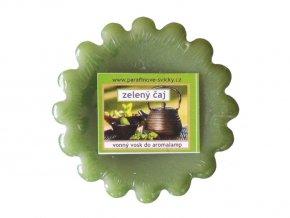 Vonný vosk do aromalamp - zelený čaj