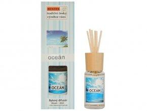 Difuzér 30ml + 6ks tyčinek oceán