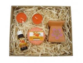 Aromaset RENTEX M (arom103 oranž) mandarinka