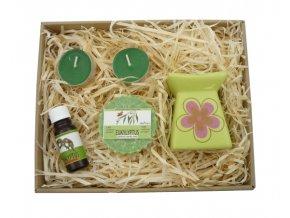 Aromaset RENTEX M (arom103 zelená) eukalyptus