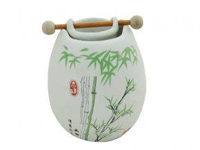 Aromalampa keramická č.G9 bambus AKCE