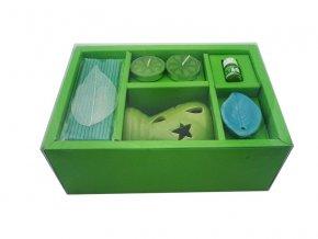 Aromaset ABS1 - zelený AKCE