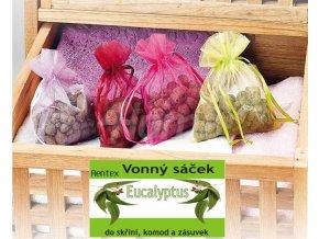 Vonný sáček eukalyptus
