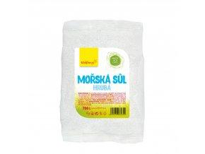 Mořská sůl hrubá 700 g Wolfberry v sáčku